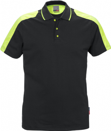 Fristads Polo Shirt 7448 RTP (Black)